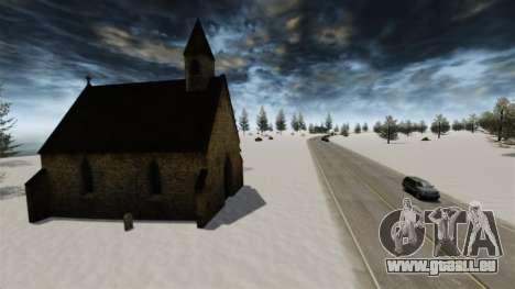 Emplacement Arctique (IV) [Final] pour GTA 4 troisième écran