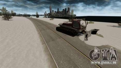 Emplacement Arctique (IV) [Final] pour GTA 4 cinquième écran