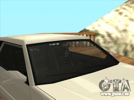 Blista Compact für GTA San Andreas rechten Ansicht