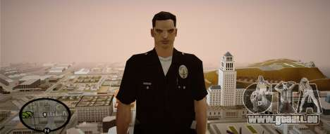 Los Angeles Police Officer pour GTA San Andreas