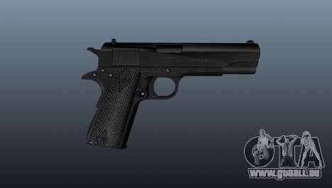 Pistole Colt M1911 v1 für GTA 4 dritte Screenshot