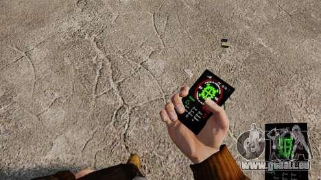 Goth Rock Themes für dein Handy für GTA 4 weiter Screenshot
