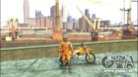 Fahrer für GTA 4 dritte Screenshot