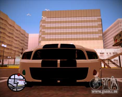 SA Graphics HD v 1.0 für GTA San Andreas elften Screenshot