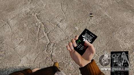 Goth Rock Themes für dein Handy für GTA 4 neunten Screenshot