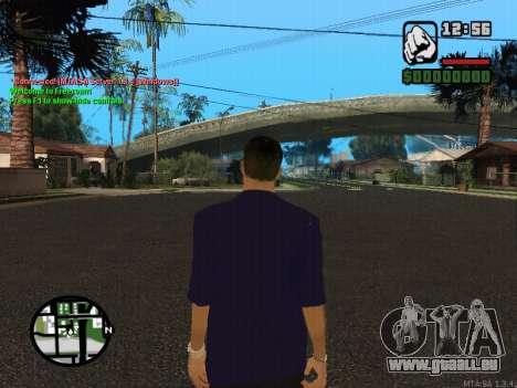 New Andre pour GTA San Andreas troisième écran