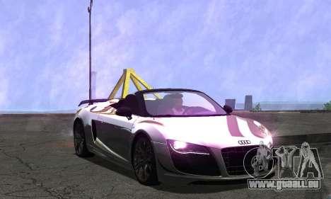 ENBSeries by AVATAR V2 pour GTA San Andreas
