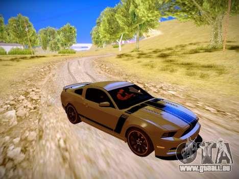 ENB by DjBeast for SA:MP Light Version für GTA San Andreas siebten Screenshot