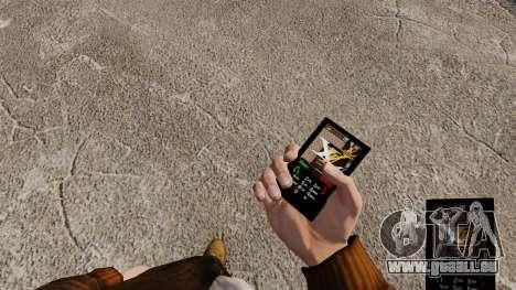 Themen für Handy-Marken-Bekleidung für GTA 4 weiter Screenshot