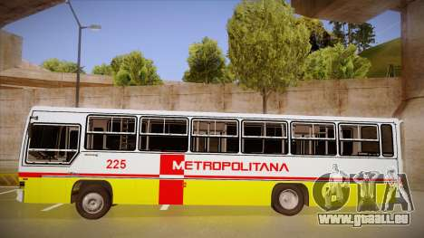 Caio Vitoria MB OF 1318 Metropolitana pour GTA San Andreas laissé vue
