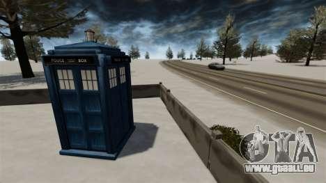Lage Arktis (IV) [Finale] für GTA 4 achten Screenshot
