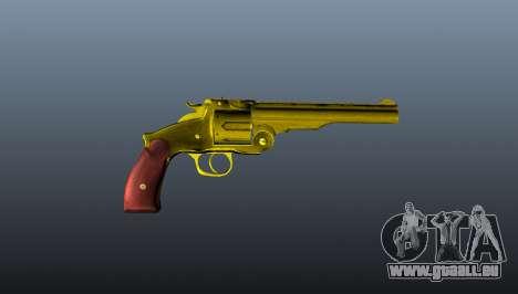 Schofield Revolver v2 für GTA 4 dritte Screenshot