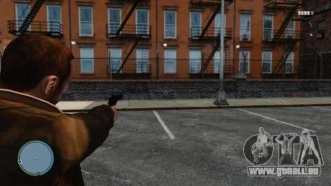 En forme de croix Call of Juarez : Bound in Bloo pour GTA 4