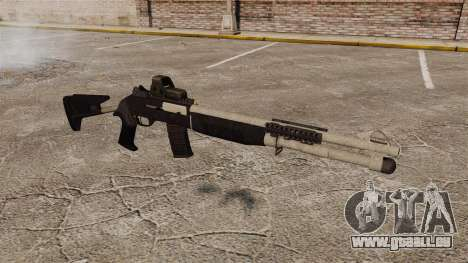 Fusil de chasse M1014 v4 pour GTA 4