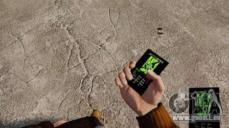 Goth Rock Themes für dein Handy für GTA 4 dritte Screenshot