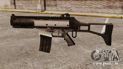 Automatische Crius SMG-v1 für GTA 4 dritte Screenshot