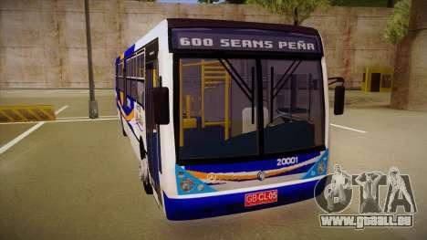Caio Millenium pour GTA San Andreas laissé vue