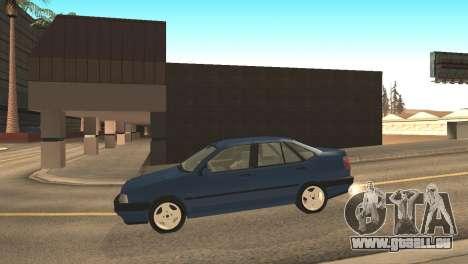 Fiat Tempra 1990 für GTA San Andreas linke Ansicht