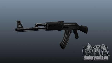 AK-47 v1 pour GTA 4