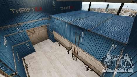 Penthouse v2.0 pour GTA 4 troisième écran