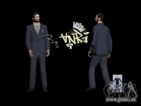 MafiaBoss HD pour GTA San Andreas