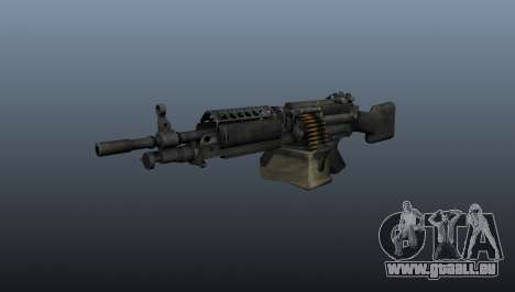 M249 light machine gun pour GTA 4