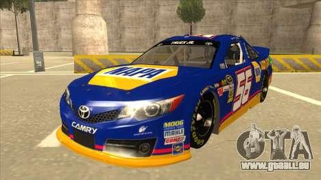Toyota Camry NASCAR No. 56 NAPA pour GTA San Andreas