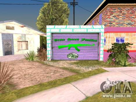Karl House Textur für GTA San Andreas her Screenshot
