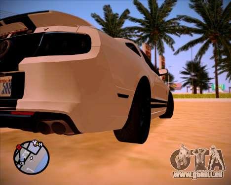 SA Graphics HD v 1.0 pour GTA San Andreas dixième écran