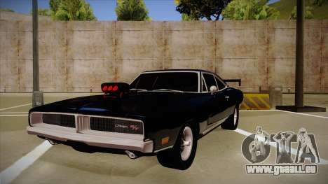 Dodge Charger pour GTA San Andreas