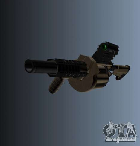 Grenade Launcher MGL-MK1 pour GTA 4