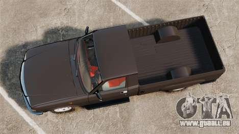 GAZ 3110 Pickup für GTA 4 rechte Ansicht