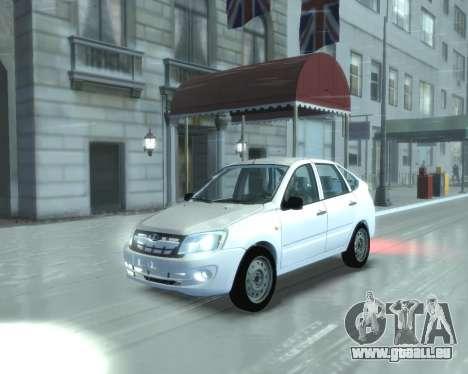 Lada Granta Hatch - VAZ 2191 für GTA 4