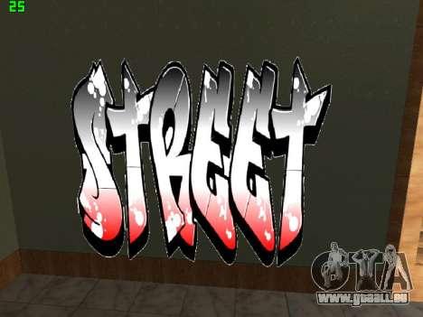 Graffity mod für GTA San Andreas