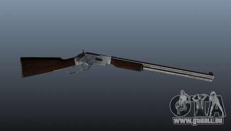 Winchester Repeater v2 pour GTA 4 troisième écran