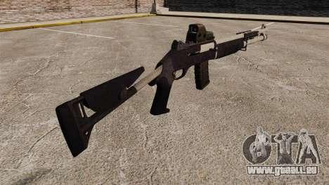 Fusil de chasse M1014 v4 pour GTA 4 secondes d'écran