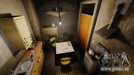 Neue Texturen in die erste Wohnung des Romans für GTA 4 fünften Screenshot