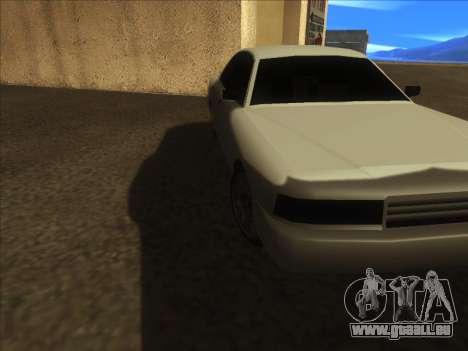 New Merit pour GTA San Andreas laissé vue