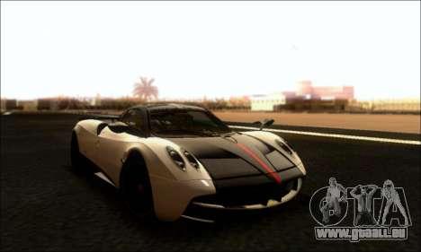 Pagani Huayra Cinque pour GTA San Andreas