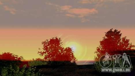 Caligraphic ENB v1.0 pour GTA San Andreas troisième écran