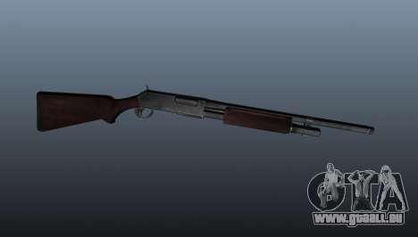 Vorderschaftrepetierflinte für GTA 4 dritte Screenshot
