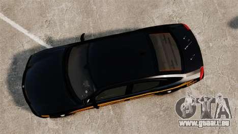 Dodge Charger 2008 LCPD Slicktop [ELS] für GTA 4 rechte Ansicht