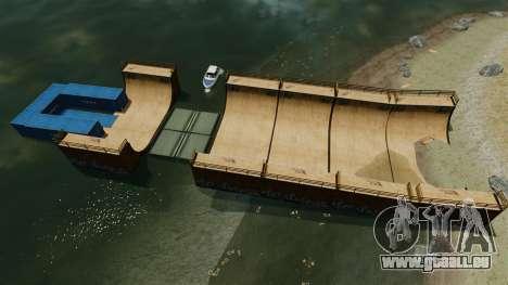 Drehbrücke für GTA 4