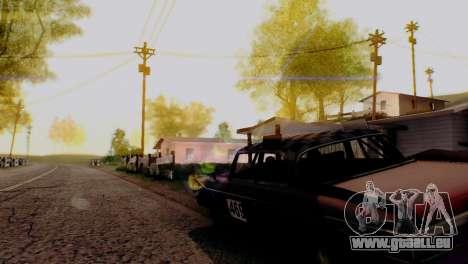 Caligraphic ENB v1.0 pour GTA San Andreas quatrième écran