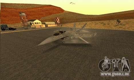 Hydra GTA V für GTA San Andreas