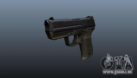 Pistolet HK45C v2 pour GTA 4
