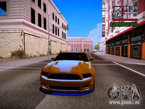 ENB by DjBeast for SA:MP Light Version für GTA San Andreas zweiten Screenshot