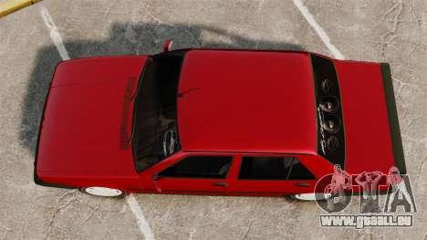 Tofas Dogan SL-X für GTA 4 rechte Ansicht