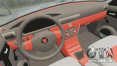 GAZ 3110 Pickup für GTA 4 Seitenansicht