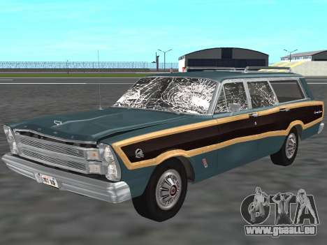 Ford Country Squire 1966 pour GTA San Andreas vue de droite